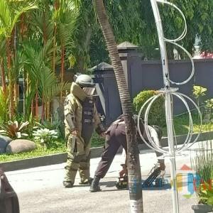 Sempat Diduga Bom, Ternyata ini Isi Tas Misterius yang Ditemukan di Gedung DPRD Kota Kediri