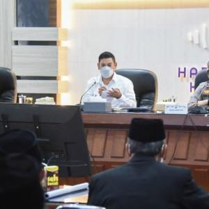 Wali Kota Kediri Imbau Pelaksanaan Ibadah Ramadhan dan Idul Fitri Patuhi Prokes