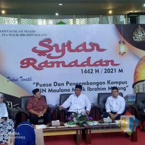 Syiar Ramadhan, Momen Penting Kembangkan SDM dan Kampus Lewat Kolaborasi Pemikiran
