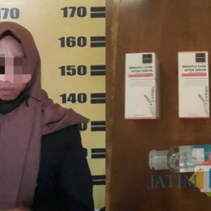 Polisi Ungkap Kronologi Aksi Pencurian Kosmetik yang Viral di Tulungagung