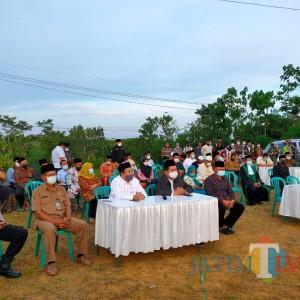 Hilal Tak Terlihat di Bukit Banjarsari,Kemenag Blitar Tunggu Sidang Isbath dari Pusat
