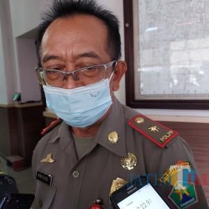 Pasar Takjil Boleh Buka, Satpol PP Kota Malang Bakal Bubarkan jika Berkerumun