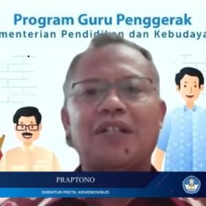 Resmikan Program Guru Penggerak Angkatan Dua, Direktur PPP GTK: Jumlah Guru Meningkat