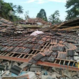 Kerusakan Bangunan Akibat Gempa di Lumajang Terjadi di 10 Kecamatan