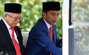 Jokowi dan Ma'ruf Amin (Foto: BBC)