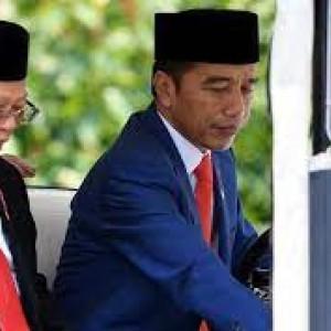 Jokowi-Ma'ruf Bakal Reshuffle Kabinet lagi? Ini Daftar Menteri Layak Diganti Versi Survei
