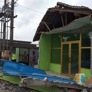 924 Unit Bangunan di Blitar Rusak Akibat Gempa, Pemkab Blitar Beri Bantuan Perbaikan
