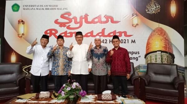 Syiar Ramadhan UIN Malang yang diisi dengan diskusi tematik (Ist)