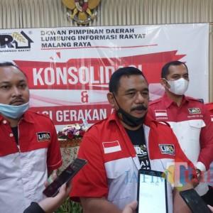 DPD Lira Malang Raya Bakal Salurkan Bantuan Korban Gempa Bumi Kabupaten Malang