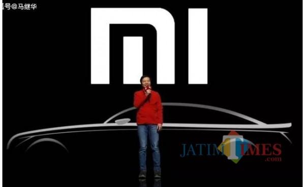 Mobil listrik Xiaomi (Foto: mp.sohu.com)