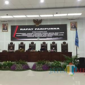 Dewan Soroti Angka Kemiskinan di LKPJ Wali Kota Malang TA 2020