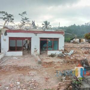 Pembangunan Rumah Korban Gempa Dimulai dari Desa Jogomulyan