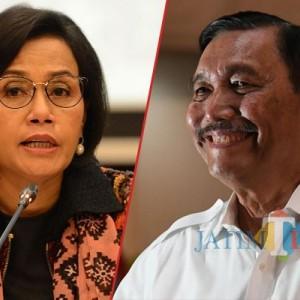Heboh Kabar Reshuffle Menteri: Sri Mulyani hingga Luhut Disorot