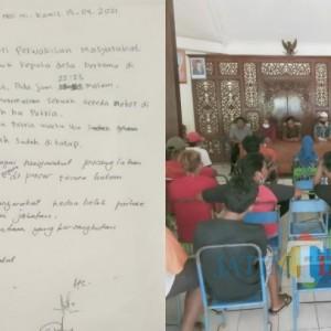 Kasus Kades Pucanglaban Digerebek di Rumah Staf Wanita Dilaporkan ke Bupati, Warga Minta Dipecat