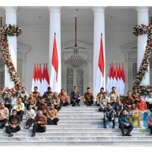 Geger Anggota Kabinet Indonesia Maju Berinisial M akan Direshuffle, Siapa?
