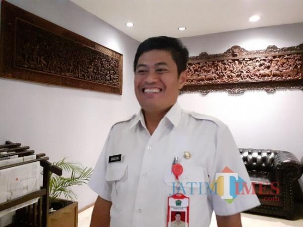Kepala Dinas Pendidikan dan Kebudayaan (Disdikbud) Kota Malang, Suwarjana. (Arifina Cahyanti Firdausi/MalangTIMES).