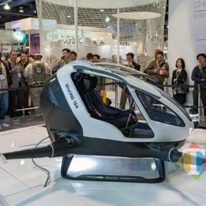 Mobil Terbang E-Hang Bakal Masuk Indonesia pada Juli 2021