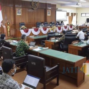 RPJMD 2021-2026 Mulai Dibahas, Legislatif Minta Disesuaikan dengan Visi-Misi Bupati Trenggalek