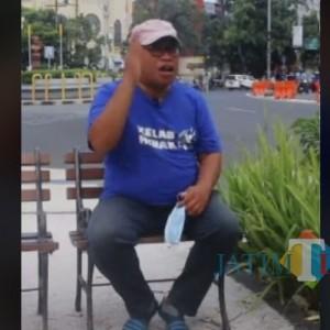Unik, Tokoh Aremania El Kepet Kulik Bahasa Walikan Malang di Kompetisi TikTok Piala Wali Kota