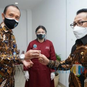 Cegah Narkoba, ASN Pemkot Malang Jalani Tes Urine