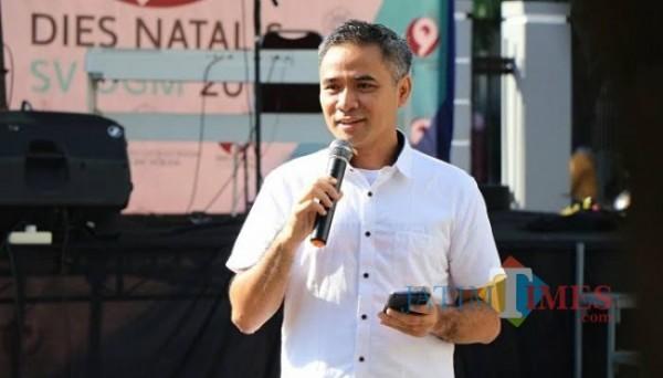 Wikan Sakarinto, S.T., M.Sc., Ph.D, Direktur Jenderal Pendidikan Vokasi Kementerian Pendidikan dan Kebudayaan Republik Indonesia (Sumber: Istimewa)