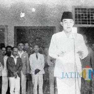 Indonesia Merdeka, Soekarno-Hatta Sahur Nasi Goreng Telur plus Sarden sebelum Bacakan Proklamasi
