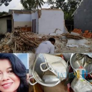 Bu Tien Pronojiwo: Rumah Boleh Hancur, Tapi Semangat Harus Tetap Menyala
