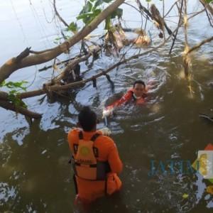 Warga Jimbe Blitar Tewas Mengapung di Sungai Brantas Usai Kencani PSK