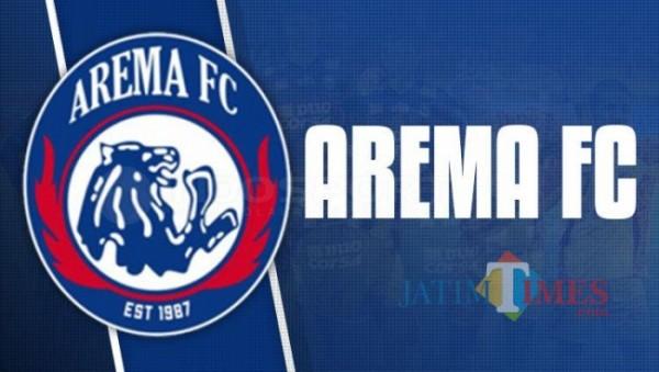 Logo klub bola berjuluk Singo Edan, Arema FC