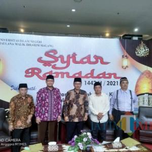 Syiar Ramadan ke-6 UIN Malang, Beber Tentang Tingkatan Kesabaran