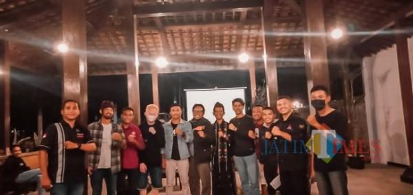 Perwakilan Orda NTT se-Malang Raya bersama Indonesia Stories dan Cipayung