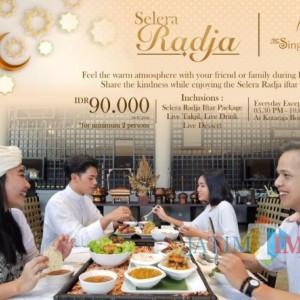 Nikmati Buka Puasa Ala Sultan, The Singhasari Resort & Convention Batu Sajikan Menu Selera Radja