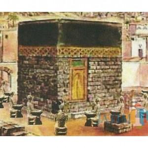 Semua Berhala Dihancurkan, Azan Bilal pun Menggema dari Atas Kakbah