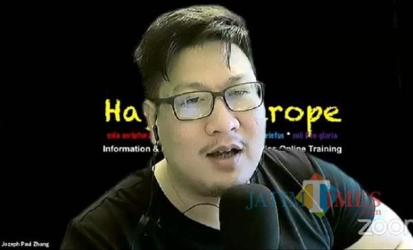 Jozeph Paul Zhang (Foto: Screenshot YouTube)