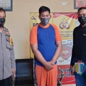 Pria asal Batu Ini Diringkus Usai Curi Barang di 9 Lokasi Wilayah Jatim