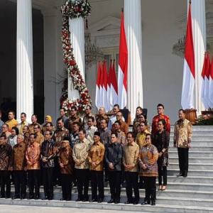 Isu Reshuffle Kabinet Makin Menguat: 6 Menteri dan 1 Kepala Badan akan Diganti