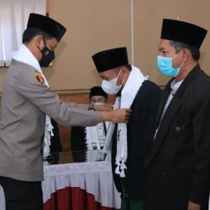 Dai Kamtibmas Dikukuhkan Kapolres Madiun
