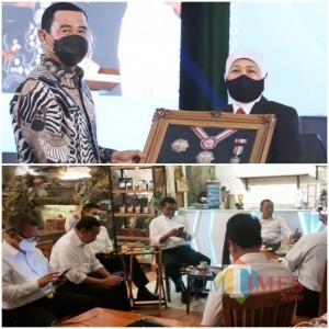Gencar Imbauan tak Mudik, Gubernur Khofifah Malah Ajak Rombongan Pejabat Melancong ke Jabar