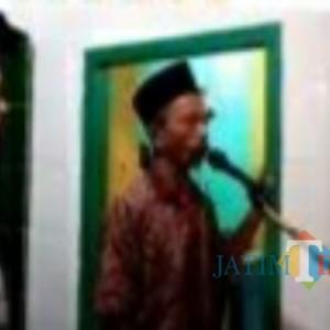 SOTR Dilarang Polisi, Bangunkan Sahur di Tulungagung Manfaatkan Loadspeaker Musala dan Masjid
