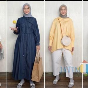 Upgrade Style ala Hijabers untuk Aktivitas Harian, Intip Inspirasi ini Yuk!