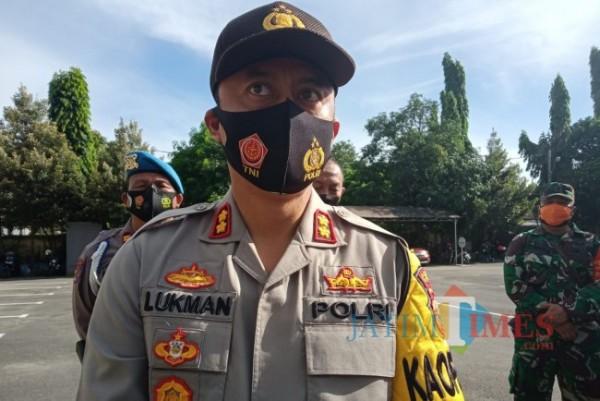 Kapolres Kediri AKBP Lukman Cahyono. (Foto: Ist)