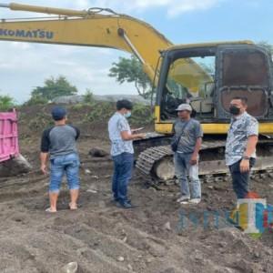 Tak Berizin, Polisi Gerebek dan Tahan Penambang Ilegal di Jombang