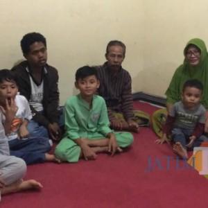 Oknum Pensiunan TNI Cekik Tetangganya, Diduga Karena Masalah Tanah Bekas Bangunan