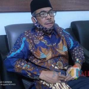 Santer Dibayangi Isu Plagiasi, Senat Tak Depak Prof Zainuddin dari Penjaringan Calon Rektor