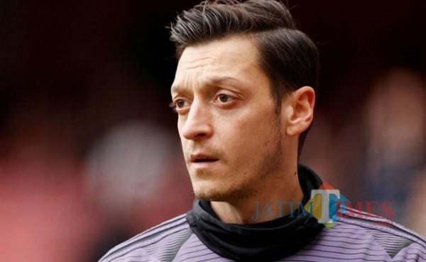 Mesut Ozil (Foto: The Japan Times)