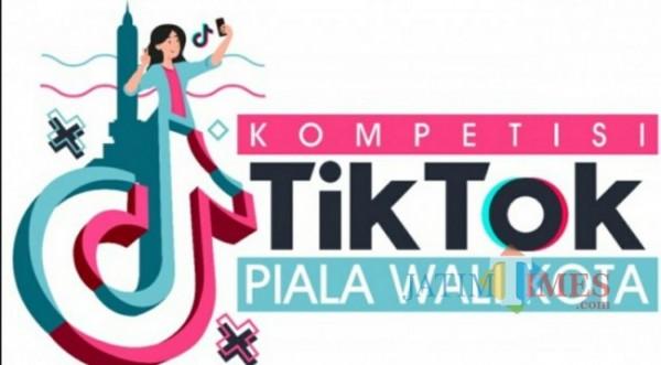 Poster Lomba Tiktok Walikota Cup