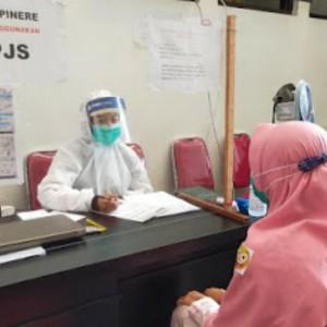 Mahasiswa FIKES UMM Menjadi Relawan RSU UMM di Masa Pandemi COVID-19