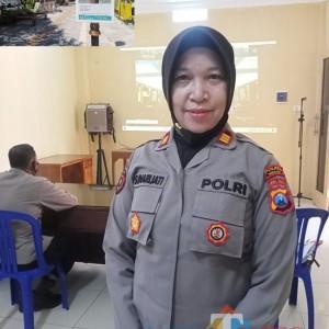 Kartini Masa Kini, Satu-Satunya Kapolsek Wanita di Lingkup Hukum Polres Ngawi