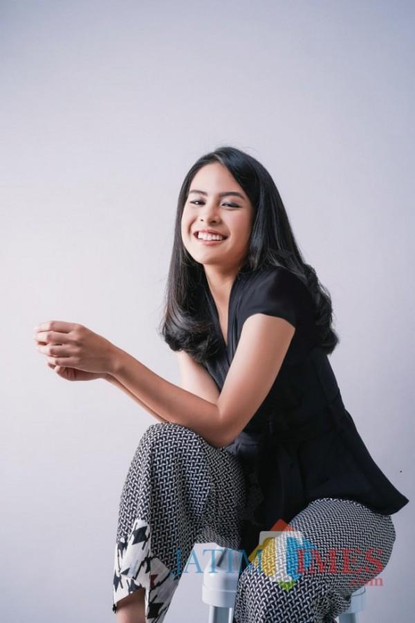 Aktris Maudy Ayunda masuk dalam daftar Forbes 30 Under 30 Tahun ini
