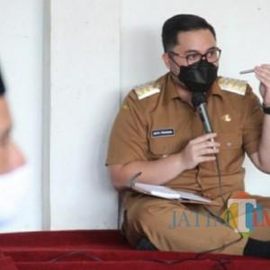 Bupati Kediri Gelar Road Show Dengarkan Keluhan Para Kades Se-Kecamatan Mojo